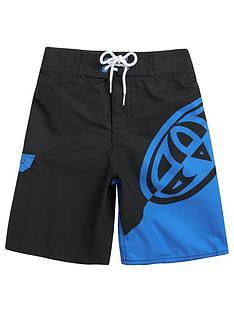 animal-boys-layken-logo-swim-shorts-black
