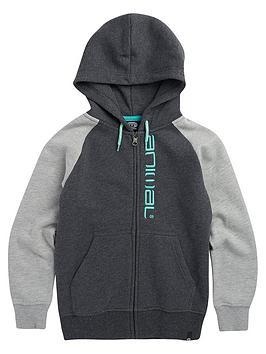 animal-boys-humming-logo-zip-through-hoodie-charcoal-marl