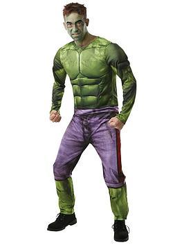 Marvel Marvel Adult Hulk Costume Picture