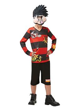 Very Child Dennis The Menace Costume Picture