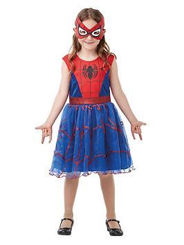 Spiderman Spiderman Girls Spider Girl Costume Picture