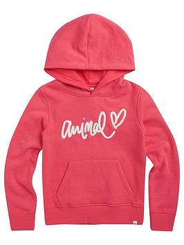 animal-girls-rachelle-hoodienbsp--pink