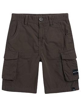 animal-boys-bro-cargo-shorts-grey