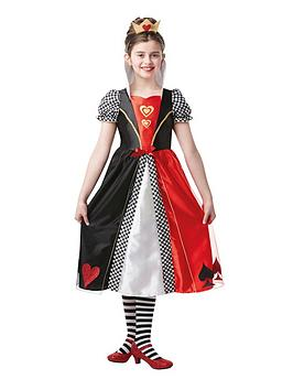 Alice in Wonderland  Alice In Wonderland Queen Of Hearts Costume