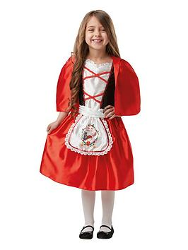 Very Red Riding Hood Costume Picture