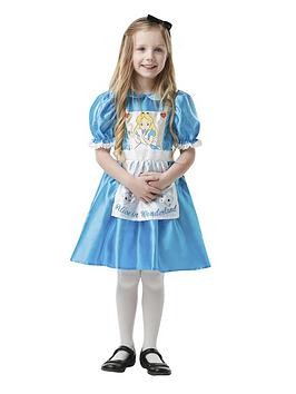 Alice in Wonderland Alice In Wonderland Child Costume Picture