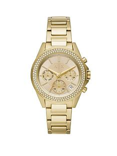 armani-exchange-armani-exchange-drexler-gold-and-crystal-set-multi-dial-gold-stainless-steel-bracelet-ladies-watch