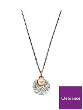 emporio-armani-emporio-armani-rose-gold-and-sterling-silver-layered-logo-disc-pendant-ladies-necklace