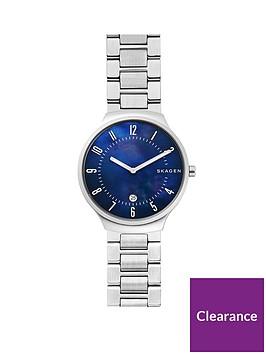 skagen-skagen-blue-mother-of-pearl-dial-stainless-steel-bracelet-mens-watch