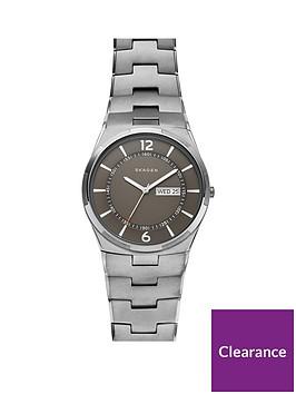 skagen-skagen-melbye-gunmetal-daydate-dial-gunmetal-stainless-steel-bracelet-mens-watch