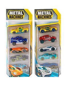 metal-machines-die-cast-10-pack-2-x-5-pack-asst