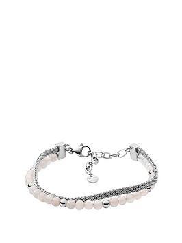 skagen-skagen-anette-rose-quartz-and-silver-bead-double-thread-ladies-bracelet