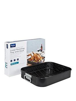 Denby Denby Roasting Tray With Rack Picture
