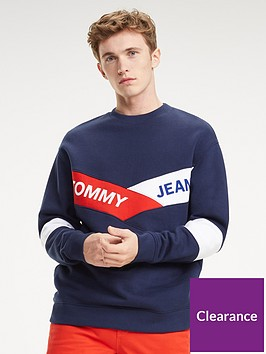 tommy-jeans-chevron-crew-neck-sweater-navy