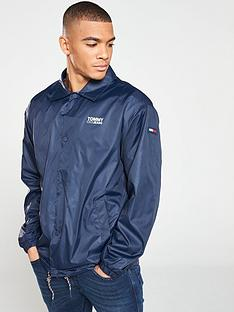 tommy-jeans-solid-coach-jacket