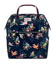 cath-kidston-heywood-frame-spring-birds-backpack-ink
