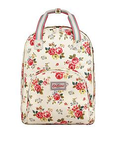 cath-kidston-field-rose-multi-pocket-backpack-stone