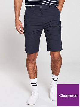 v-by-very-cargo-shorts-navy