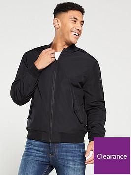 very-man-padded-bomber-jacket-black