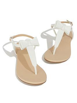oasis-bow-toe-post-sandal