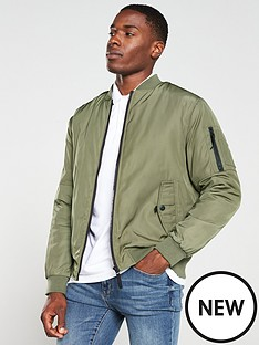 32977ab21 Bomber Jackets | XXL | Coats & jackets | Men | www.littlewoods.com