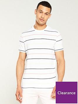 v-by-very-yarn-dye-stripe-t-shirt-multi