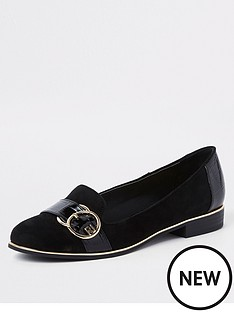 river-island-river-island-branded-detail-loafer-black