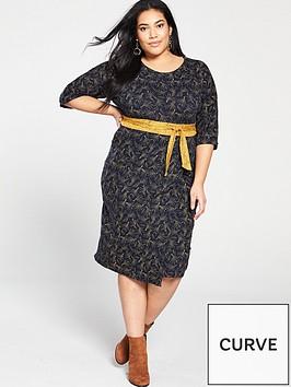 monsoon-curve-charlotte-print-wrap-midi-dress-navy