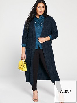 monsoon-curve-macey-maxi-cosy-cardigan-navy