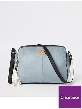 river-island-river-island-medium-triple-compartment-bag-blue