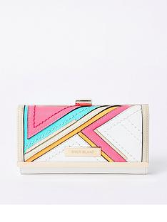river-island-river-island-colour-pop-cutabout-purse-white