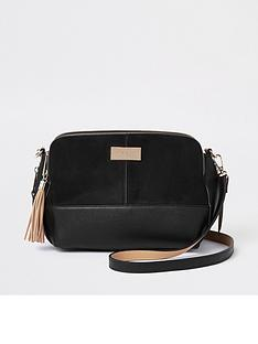 river-island-river-island-large-triple-compartment-cross-body-bag-black