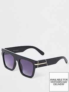 river-island-visor-sunglasses-black