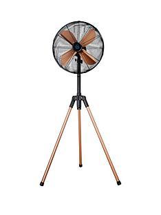 swan-16-inch-copper-black-tripod-fan