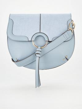 v-by-very-paris-tassel-saddle-bag-pale-blue