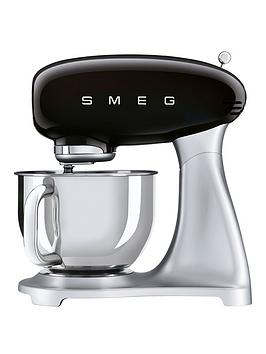 Smeg   Smf02Bl Stand Mixer - Black