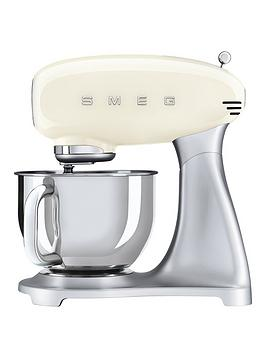 Smeg   Smf02Cr Stand Mixer - Cream