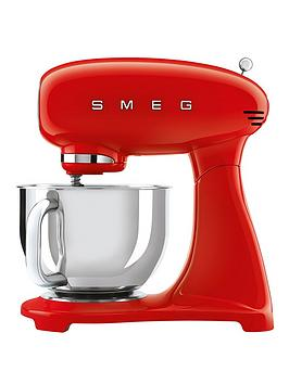 Smeg   Smf03Rd Stand Mixer - Red