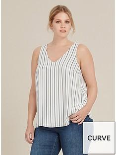 evans-stripe-double-layer-vest