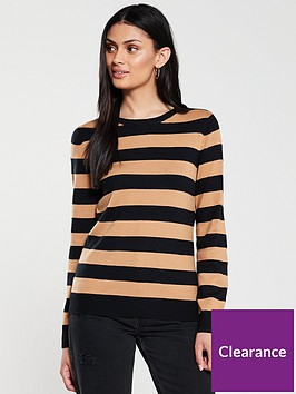 v-by-very-supersoft-crew-neck-jumper-stripe