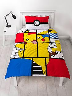pokemon-nbspmemphis-single-duvet-cover-set