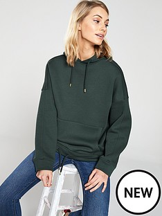 v-by-very-oversizednbsphoodie-forest-green