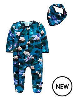baker-by-ted-baker-baby-boys-lilly-pads-sleepsuit