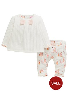 baker-by-ted-baker-baby-girls-bunnies-textured-top-and-legging-set-off-white