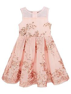 49a72bd0af4c Baker by Ted Baker Girl Sequin Occasion Dress
