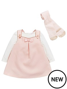 baker-by-ted-baker-baby-girls-frill-pindot-pinny-and-long-sleeve-top-set