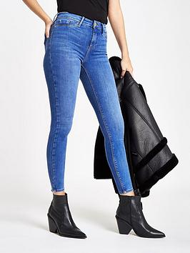 river-island-river-island-molly-short-leg-mid-rise-jeggings--blue