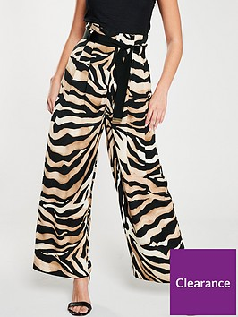 river-island-river-island-wide-leg-printed-trouser-animal