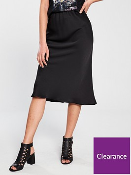 river-island-satin-midi-skirt-black