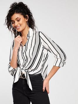 river-island-stripe-shirt-mono